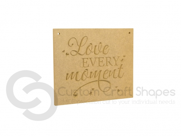 Love Every Moment (6mm)