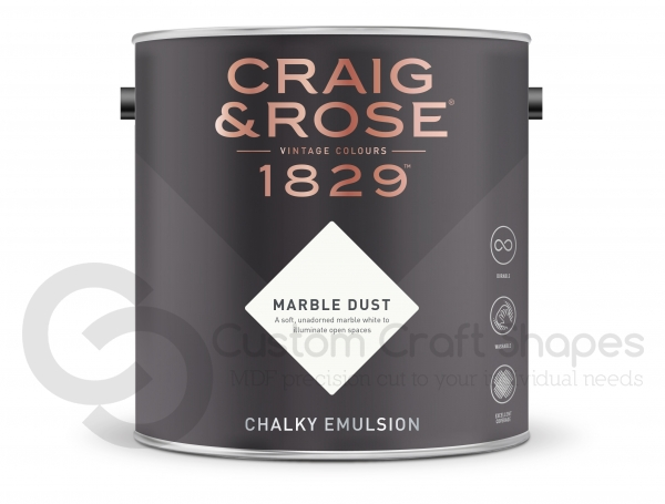 Marble Dust Chalky Emulsion, Craig & Rose Paint