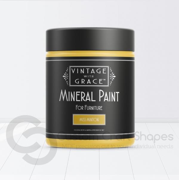 Miss Minton, Mineral Chalk Paint, Vintage with Grace