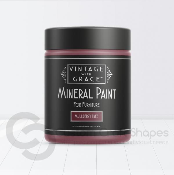Mulberry Tree, Mineral Chalk Paint, Vintage with Grace
