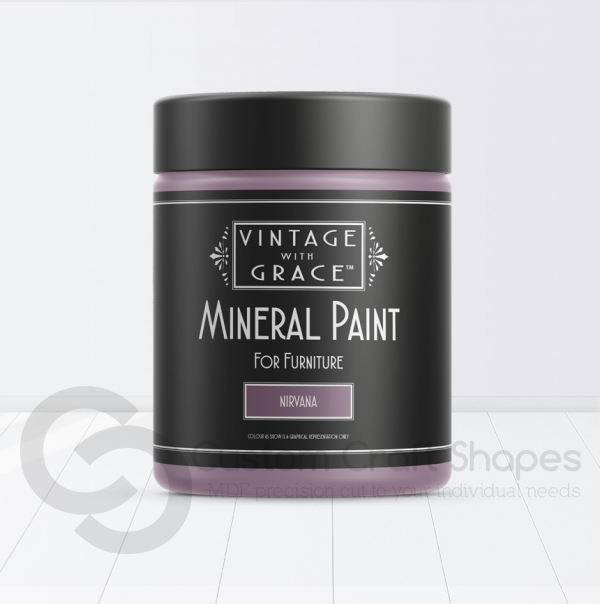 Nirvana, Mineral Chalk Paint, Vintage with Grace