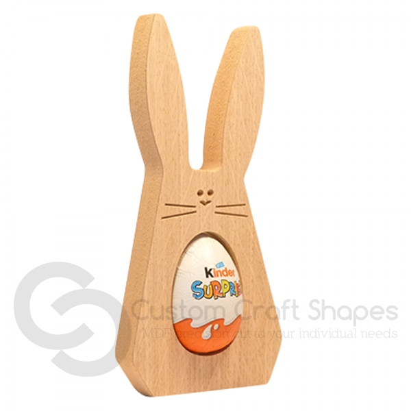 Oak Veneer Wonky Kinder Bunny Multipack (19mm)