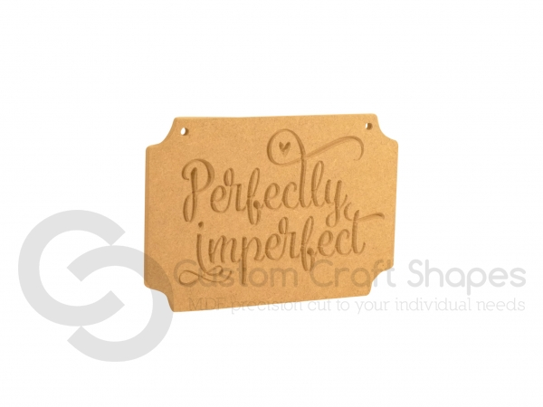 Perfectly Imperfect (6mm)