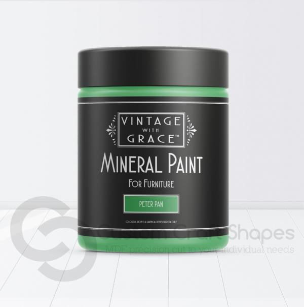 Peter Pan, Mineral Chalk Paint, Vintage with Grace