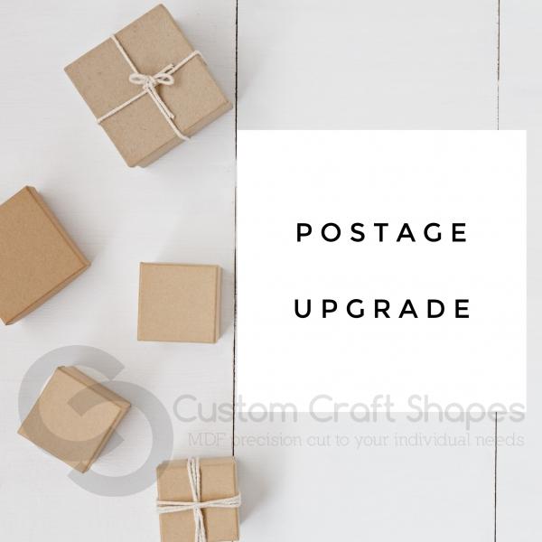 Postage Upgrades