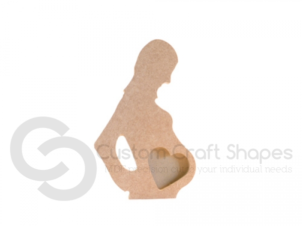 Pregnancy Photo Frame (18mm)