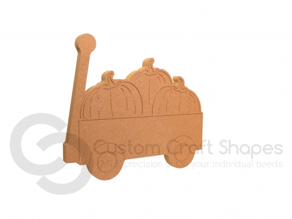 Pumpkin Cart (18mm)