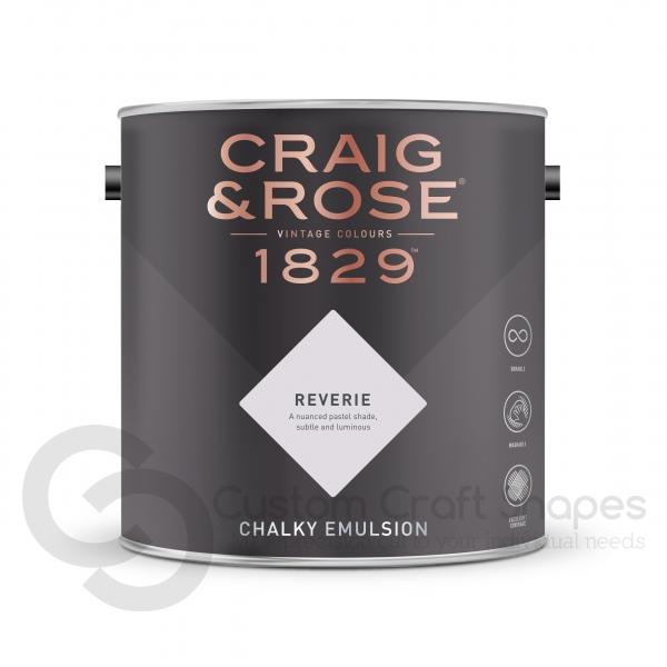 Reverie Chalky Emulsion, Craig & Rose Paint