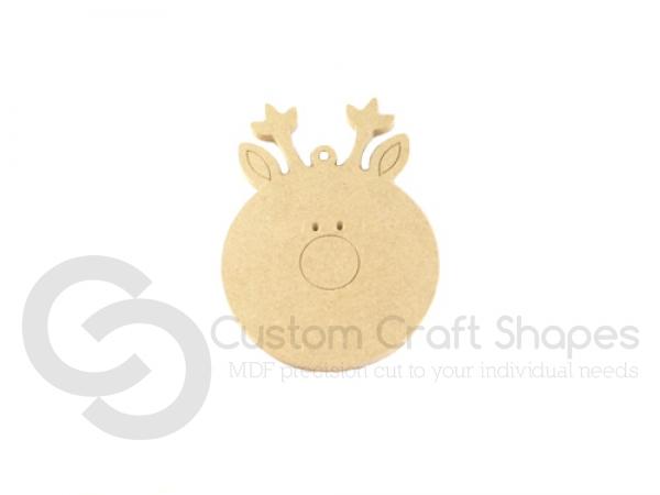 Rudolph Festive Friend Dangly (6mm)