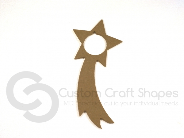 Star Top Door Hanger (6mm)
