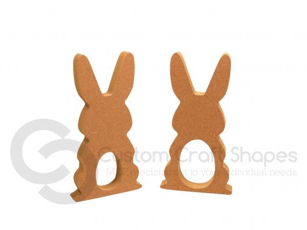 Straight Ears Bunny Kinder/Creme Egg Holder (18mm)