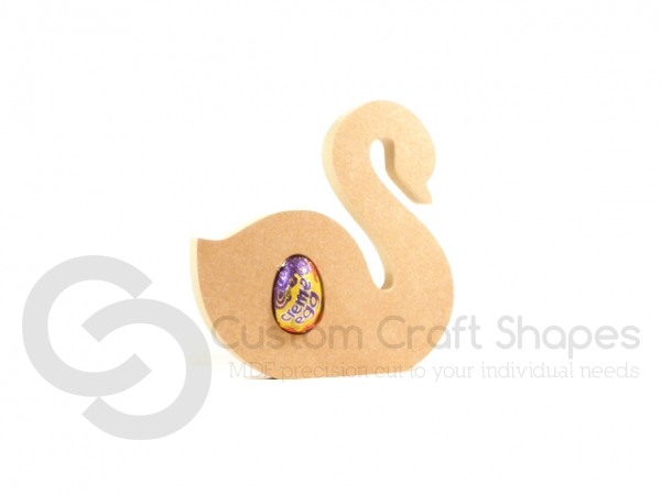 Swan Creme Egg Holder (18mm)