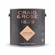 Chatelaine Chalky Emulsion, Craig & Rose Paint