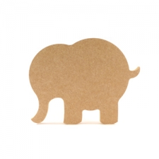 Elephant Shape (6mm)