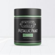 Absinthe Metallic Paint, Vintage with Grace