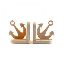 Anchor Bookends (18mm)
