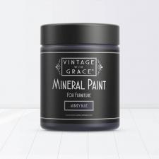Aubrey Blue, Mineral Chalk Paint, Vintage with Grace