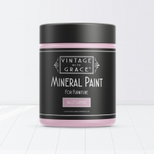 Ballet Slippers, Mineral Chalk Paint, Vintage with Grace