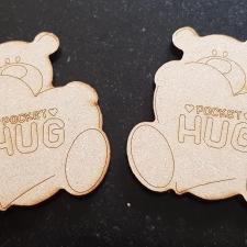 Bear Hugs - Pocket Hugs (3mm)