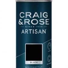 Black Magnetic Chalkboard Spray, Craig & Rose