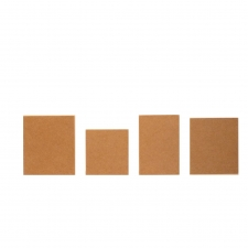 Blank Blocks set of 4 (18mm)