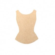 Bodice Shape (18mm)