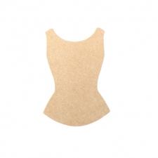 Bodice Shape (6mm)