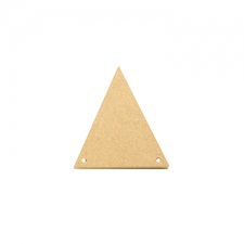 Bunting Triangles (6mm)