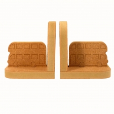 Bus Bookends (18mm)