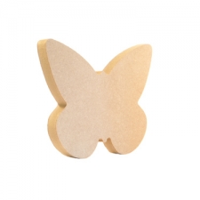 Butterfly Shape (6mm)