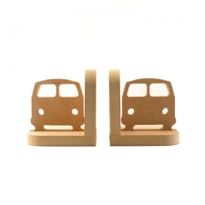Camper Van Bookends (18mm)
