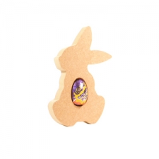 Cartoon Rabbit Creme Egg Holder (18mm)