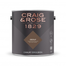 Cecily Chalky Emulsion, Craig & Rose Paint