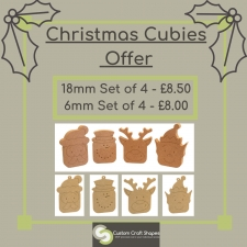 Christmas Cubies Offer
