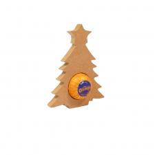 Christmas Tree Chocolate Orange Holder (18mm)