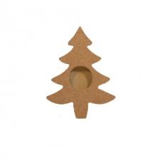 Christmas Tree Tea Light Holders (18mm)