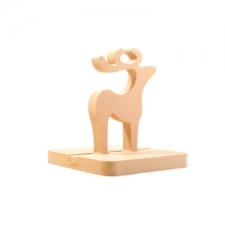 Classic Reindeer Stocking Holder (18mm)