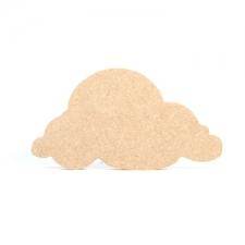 Cloud Shape (6mm)