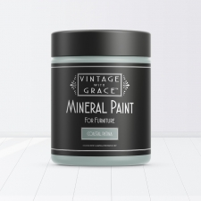Coastal Patina, Mineral Chalk Paint, Vintage with Grace