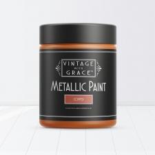 Copper Metallic Paint, Vintage with Grace