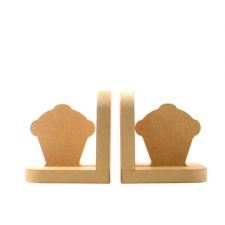 Cupcake Bookends (18mm)