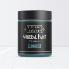 Daresbury, Mineral Chalk Paint, Vintage with Grace