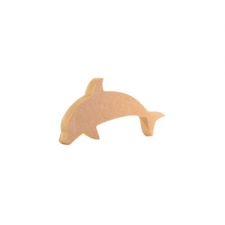 Dolphin Shape (18mm)