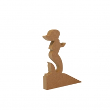 Door Stop, Various Designs (18mm)