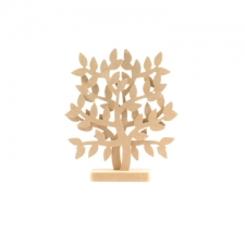Double Family Tree with Base (6mm)