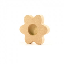 Flower Tea Light Holder (18mm)