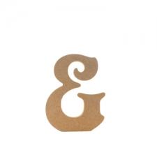 Ampersand (&), Victorian Font (18mm)