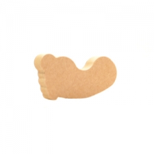 Baby Foot Shape (18mm)