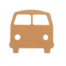 Freestanding Camper Van Shape (18mm)