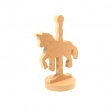 Freestanding Carousel Horse (18mm)